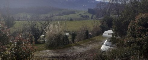 L'arrivée en Ariège